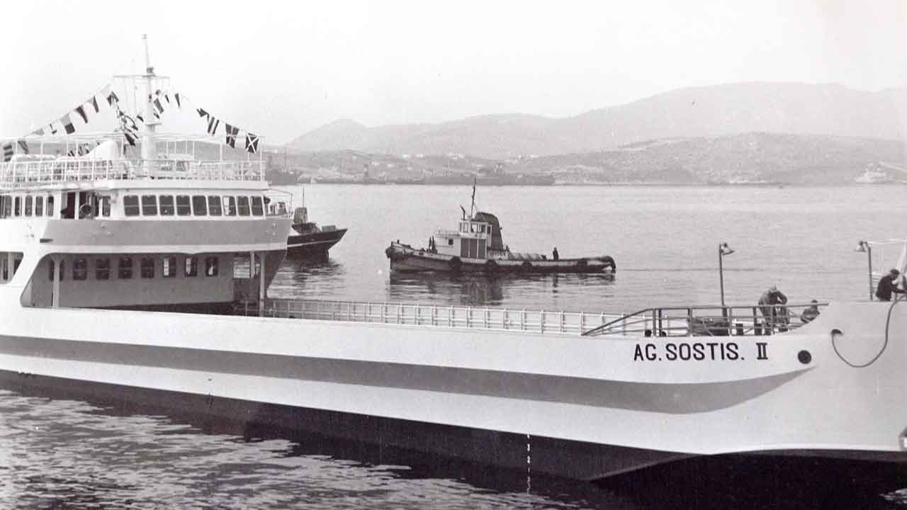 Bekris Shipyards historic shipbuilding projects - ΑΓΙΟΣ ΣΩΣΤΗΣ